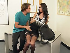Office Teacher MILF Old and Young