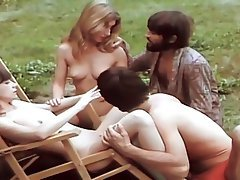 Cuckold French Group Sex Swinger Vintage