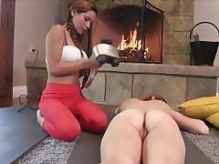 Cunnilingus Lesbian Massage