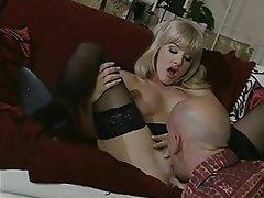Babe Blonde Hardcore Pornstar