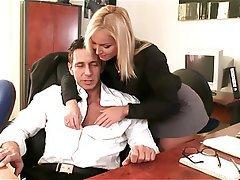 Blonde Hardcore Pornstar
