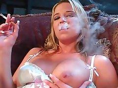 Amateur Blonde British Pornstar