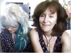 Mature MILF Softcore Webcam