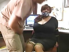 BBW BDSM Bondage Big Boobs