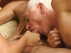 Amateur Bisexual Blowjob Mature
