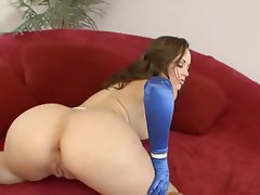 Brunette Pornstar