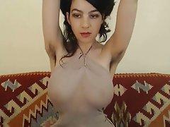 Hairy Mature Webcam