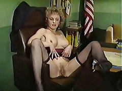 Blonde Pornstar Stockings Vintage
