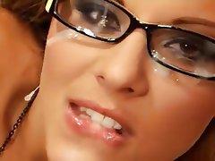Babe Blowjob Close Up Lingerie