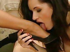 Lesbian Nylon Pornstar