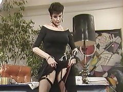 BDSM Femdom Handjob MILF