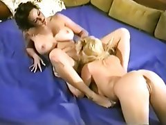 Big Boobs Brunette Face Sitting Lesbian