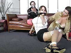 BDSM Blonde Bondage Mature