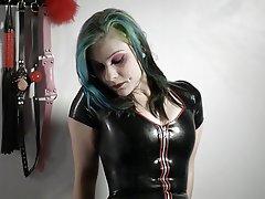 BDSM Latex Tattoo