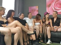 Group Sex MILF