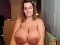 Amateur BBW Big Boobs Nipples