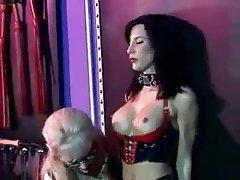 BDSM Bondage Latex Lesbian