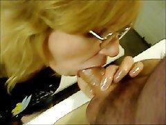 Amateur Blonde Blowjob Mature