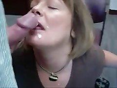 Amateur Blowjob Cumshot Russian