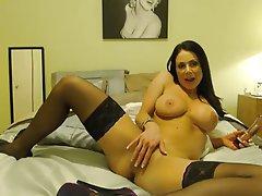 Big Boobs MILF Squirt Webcam