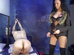 Amateur BDSM German Latex