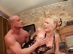 Anal Blonde Blowjob Lingerie