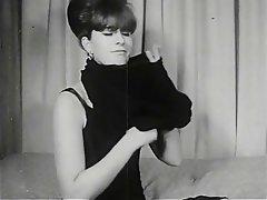 Hairy Lingerie Stockings Vintage