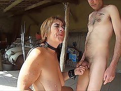 BDSM Blowjob Cumshot Masturbation