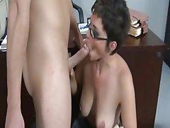 Cumshot Hardcore Mature MILF