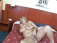 Granny BBW Big Boobs