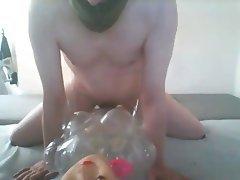 Cumshot Amateur Hardcore Webcam