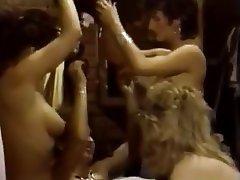 Group Sex Lesbian Pornstar Vintage
