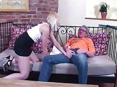 Cumshot Cunnilingus Blowjob Blonde