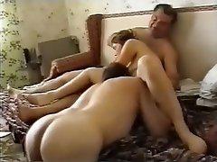 Amateur Russian Swinger