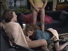 Cumshot Hardcore Pornstar Threesome