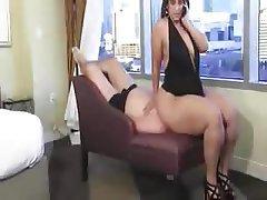 Ass Licking BBW Mature