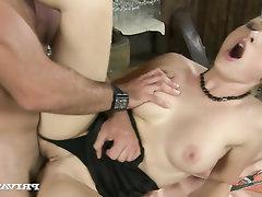 Anal Big Tits Blowjob Cumshot