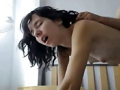 Amateur Spanish Facial Webcam