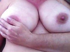 Big Boobs Brunette Nipples
