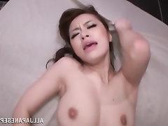 Asian Big Tits Blowjob Cumshot