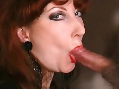 Blowjob Facial Lingerie Mature