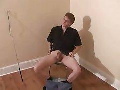 CFNM Cumshot Handjob Spanking