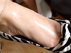 Blowjob Ebony Feet Fetish