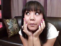 Asian Bisexual Brunette