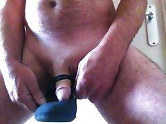 Bisexual Close Up Masturbation Nerd