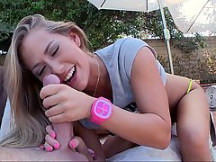 Reality Blonde Teen Teen