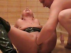 Amateur BDSM Anal