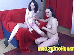Amateur Casting Lesbian MILF Teen