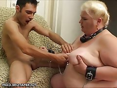 BBW BDSM Blowjob Mature
