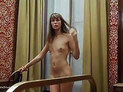 Brunette Celebrity Small Tits Vintage